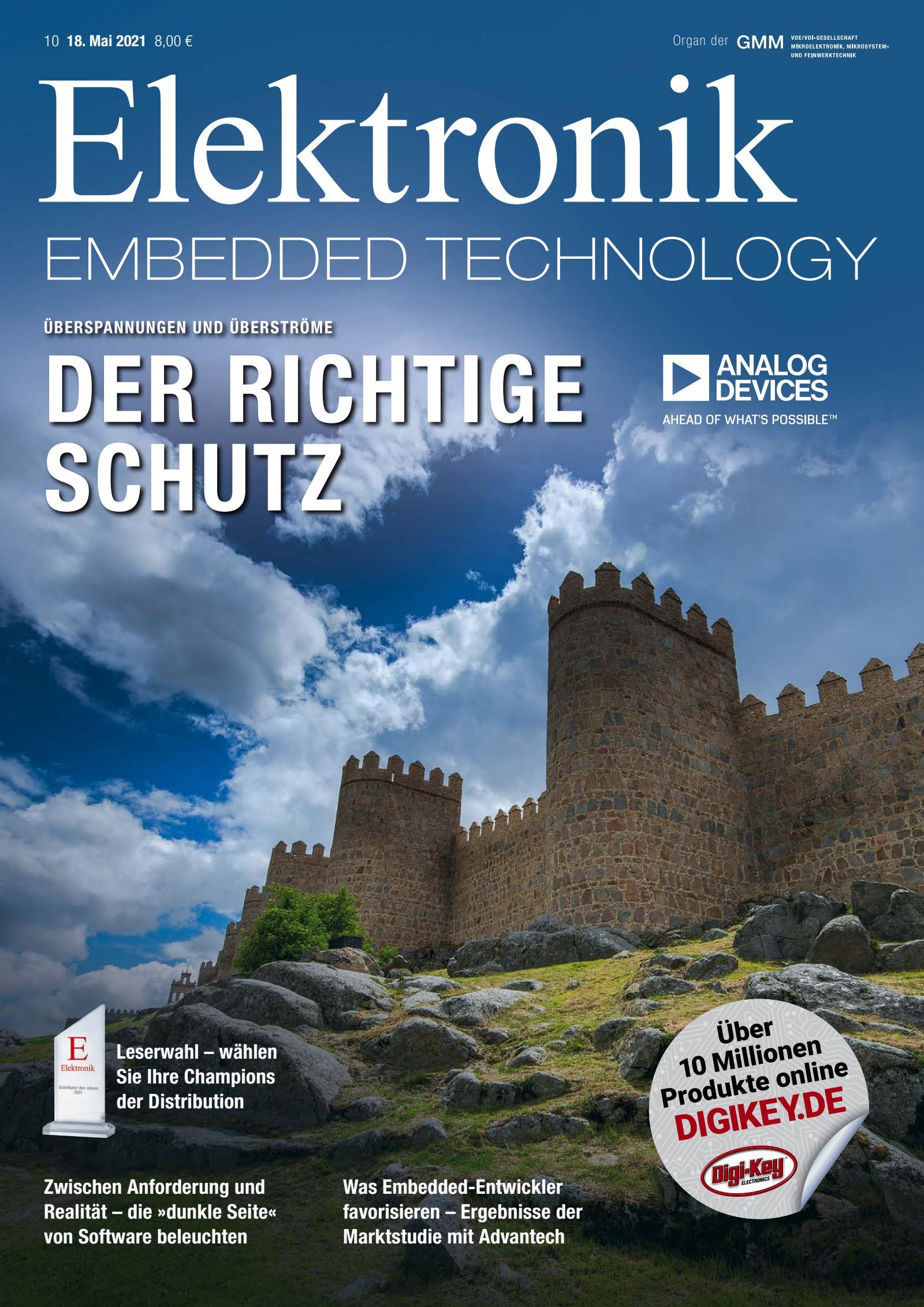 Elektronik 10/2021 Digital