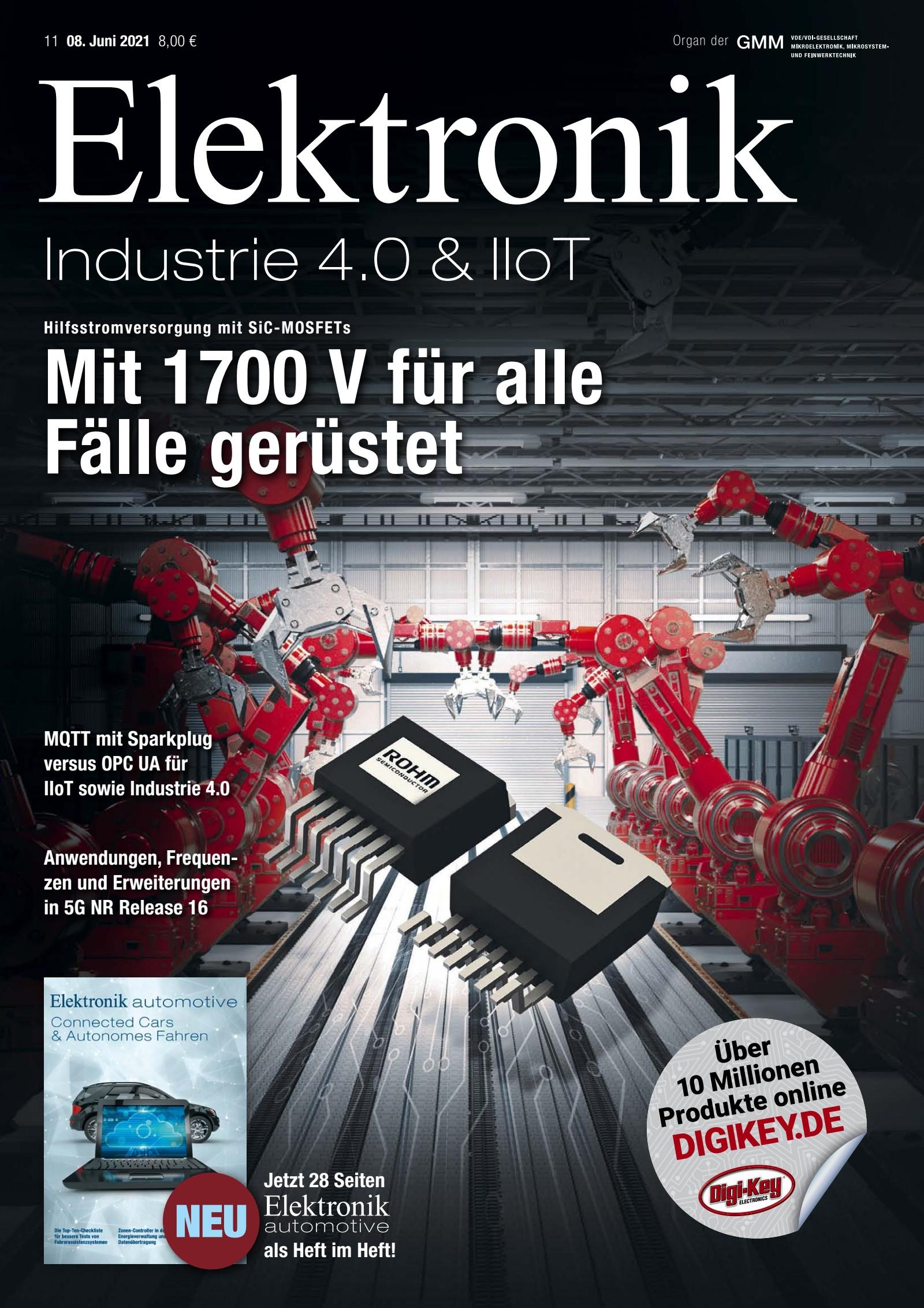 Elektronik 11/2021 Digital
