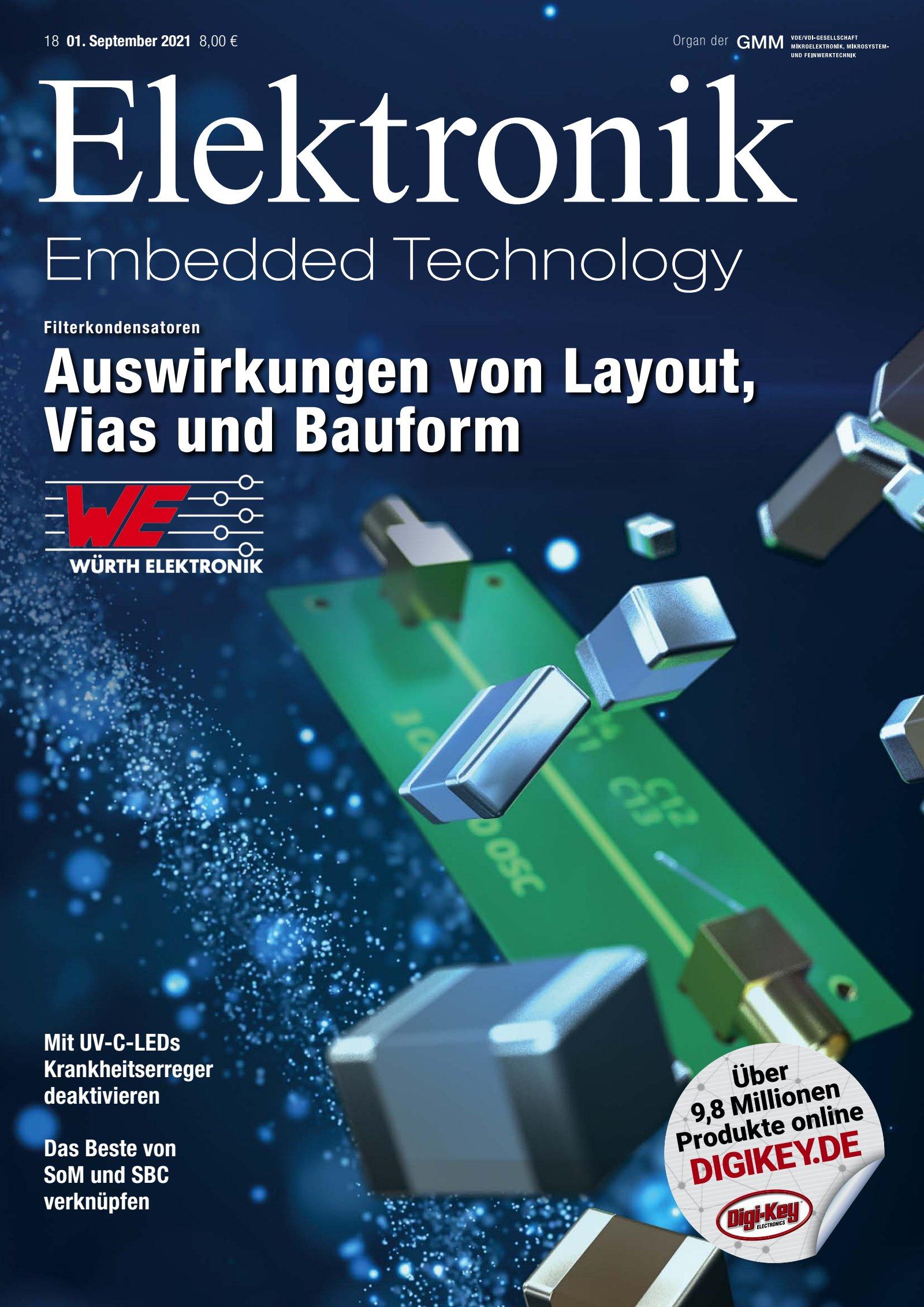 Elektronik 18/2021 Digital