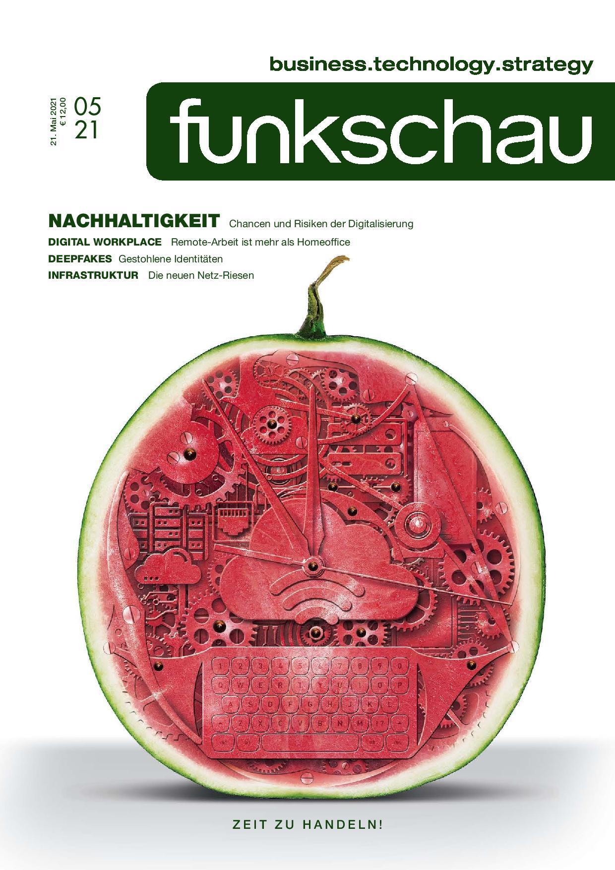 funkschau 05/2021 Digital