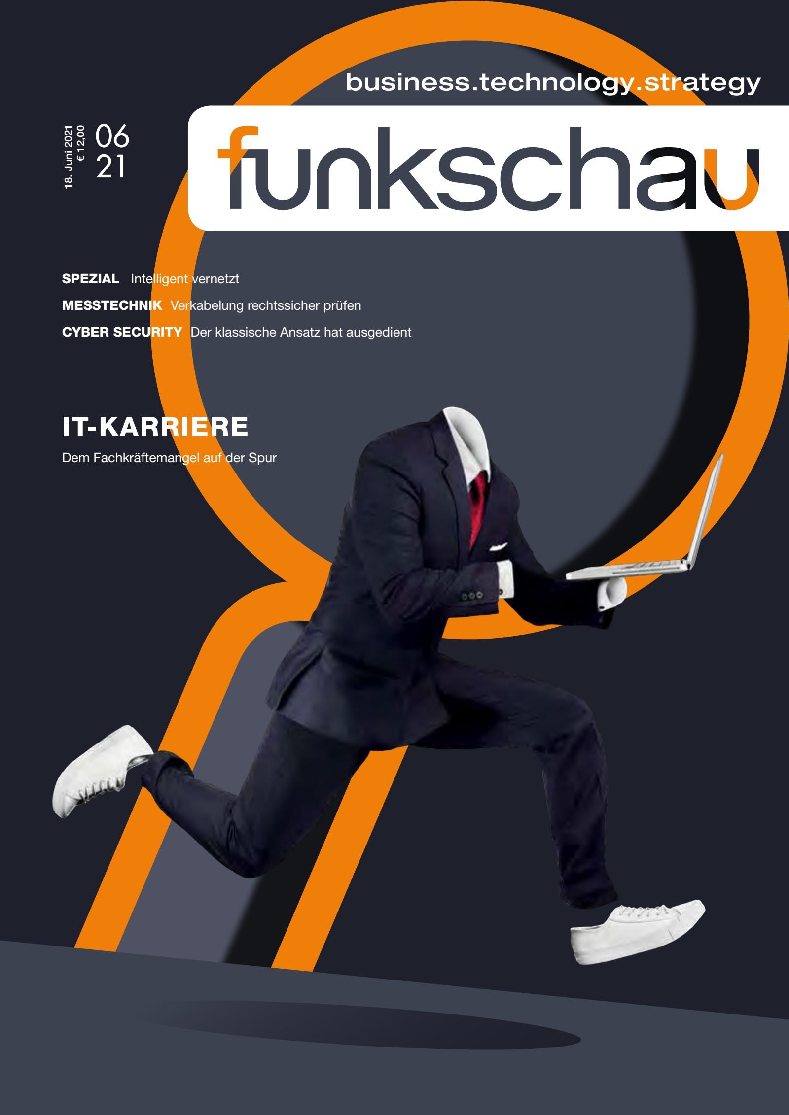 funkschau 06/2021 Digital