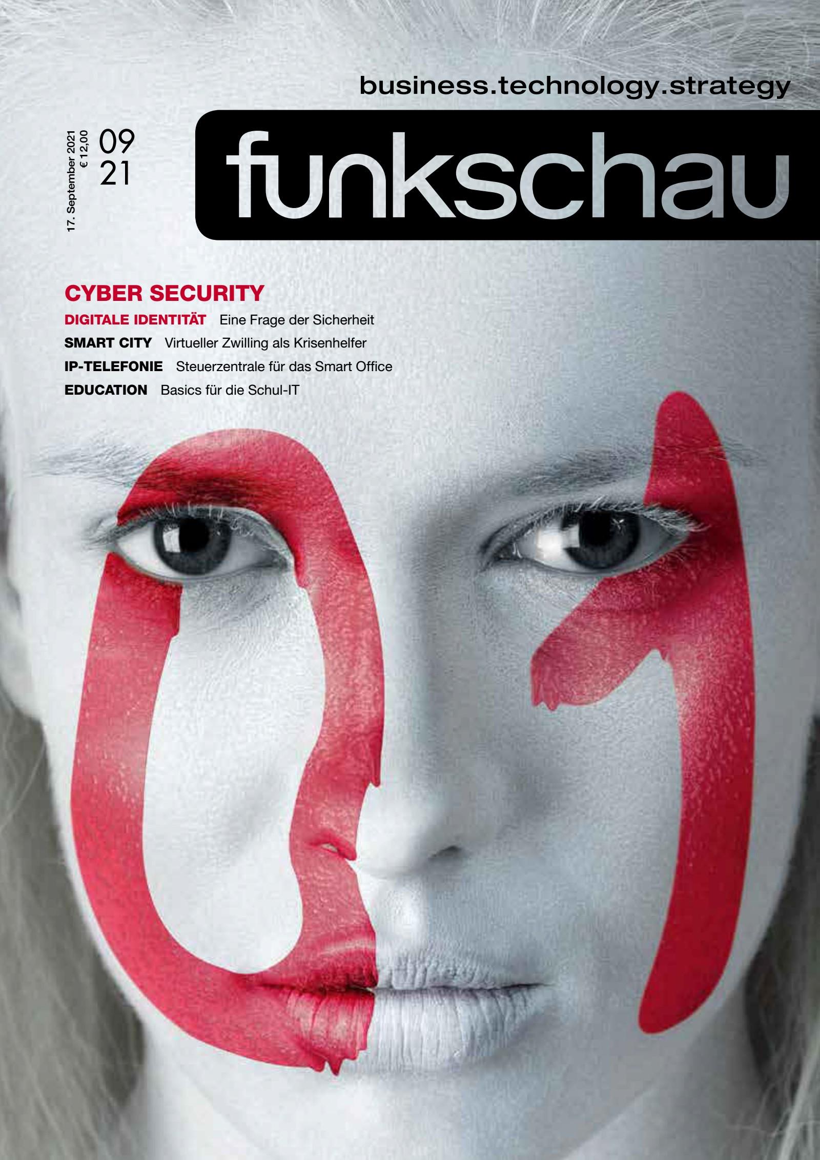 funkschau 09/2021 Digital