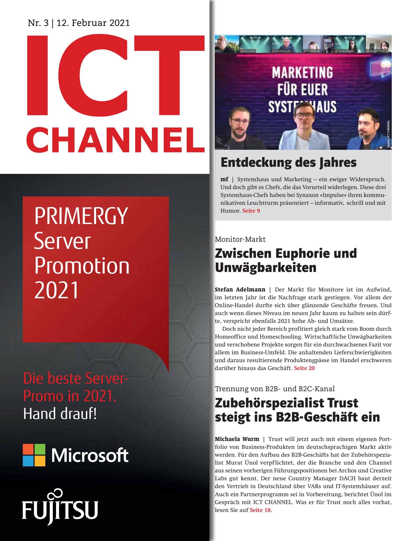 ICT CHANNEL 03/2021 Print