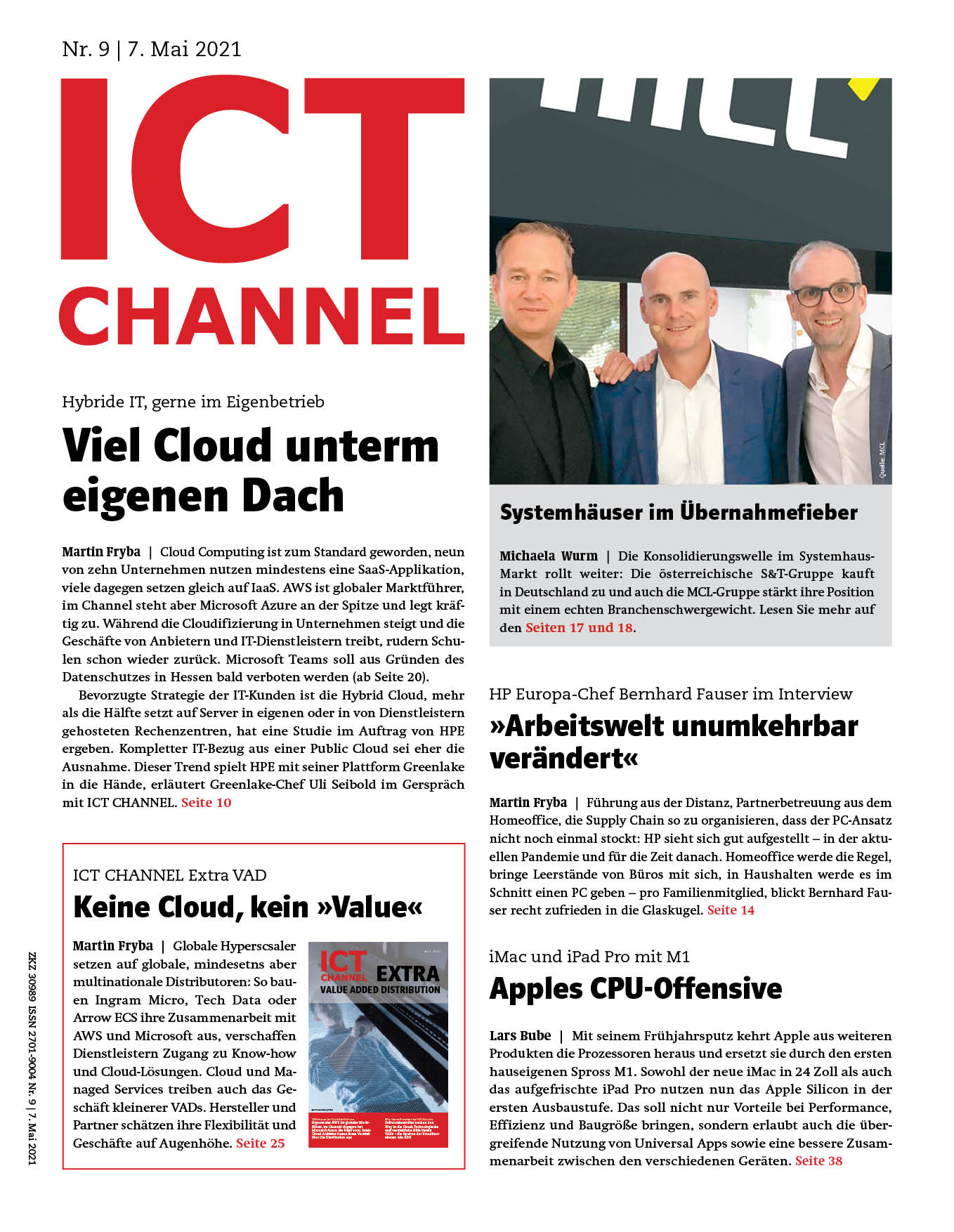 ICT CHANNEL 09/2021 Digital