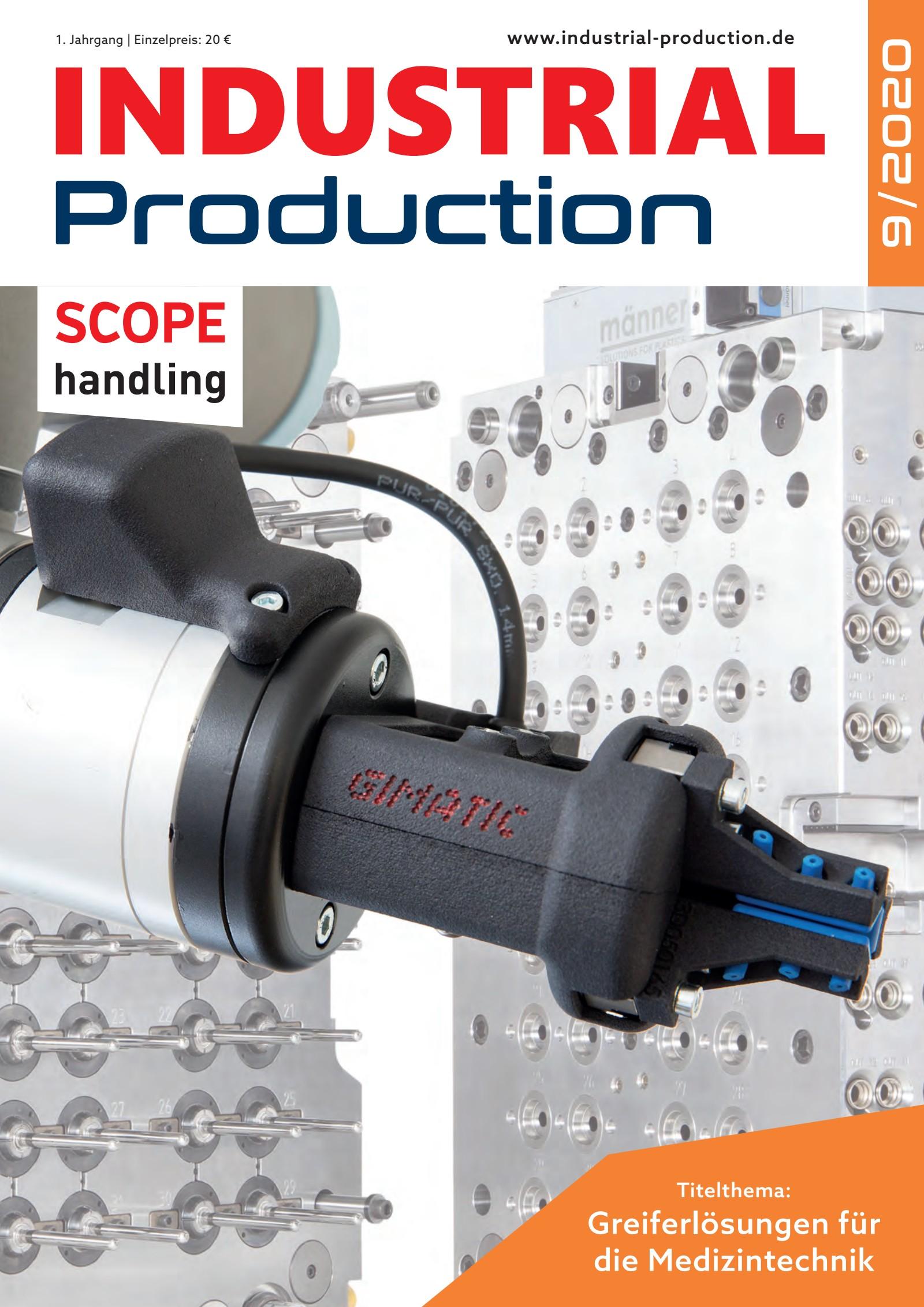INDUSTRIAL Production 09/2020 Digital