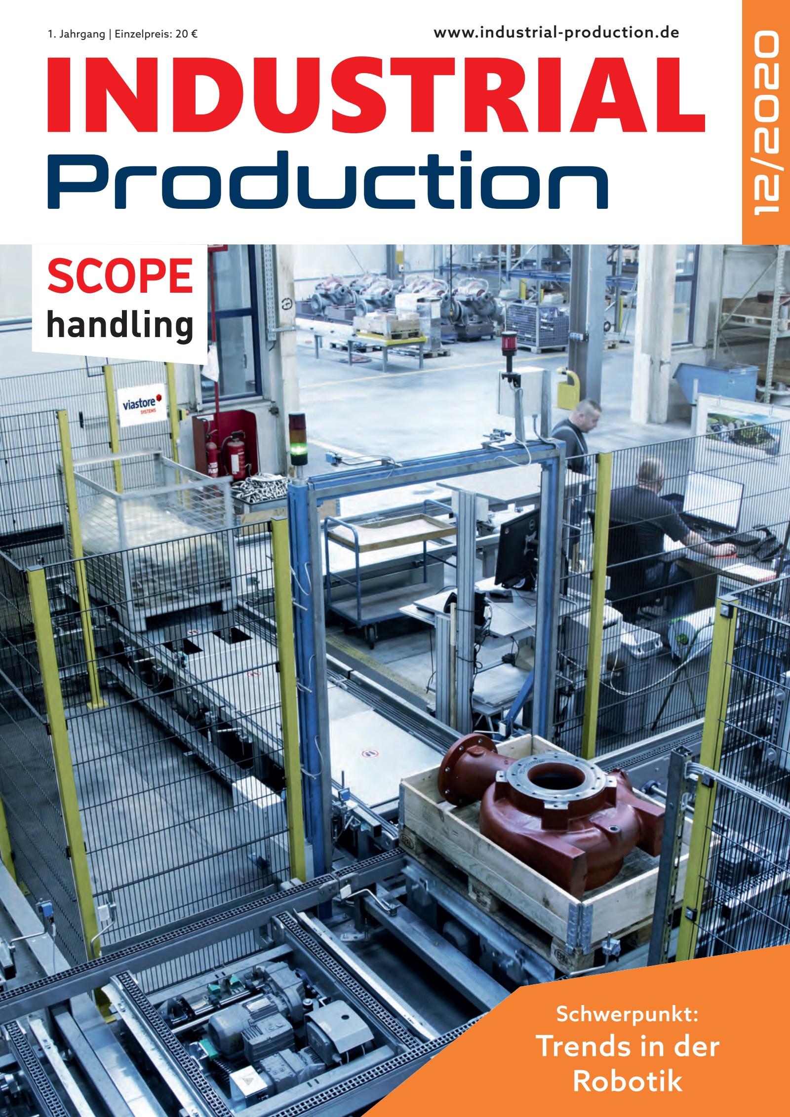 INDUSTRIAL Production 12/2020 Digital