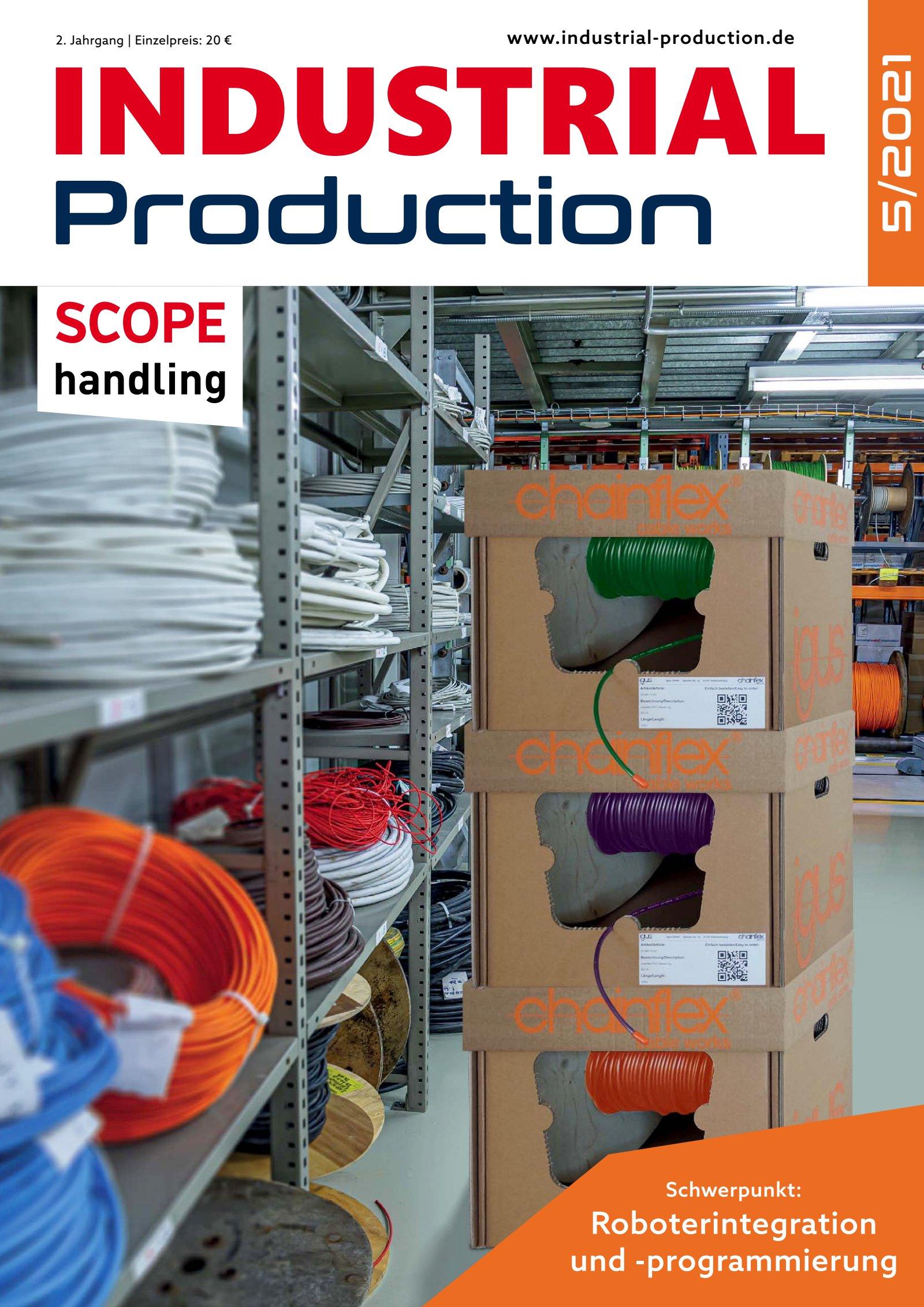 INDUSTRIAL Production 05/2021 Digital