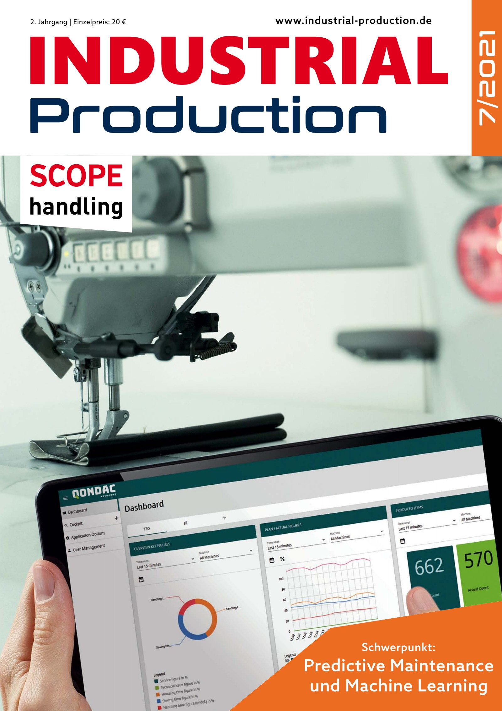 INDUSTRIAL Production 07/2021 Digital