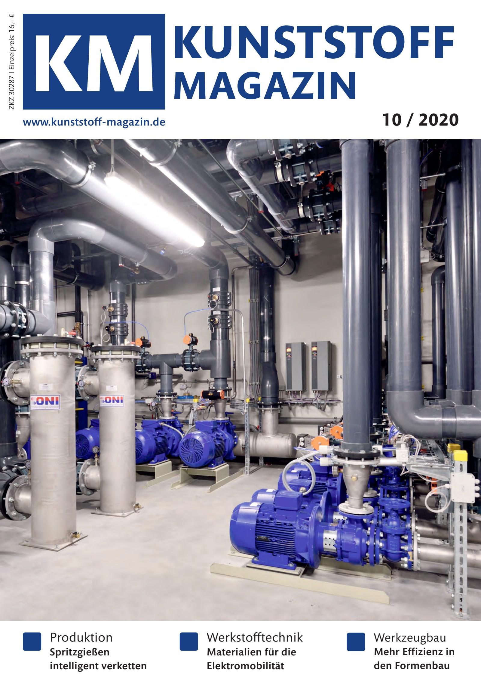 KUNSTSTOFF MAGAZIN 10/2020 Digital