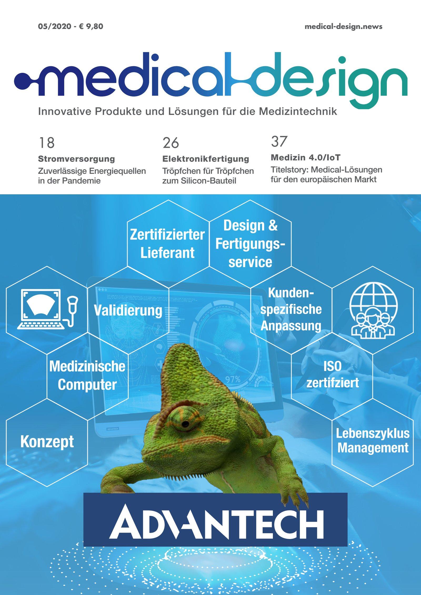 medical design 05/2020 Digital