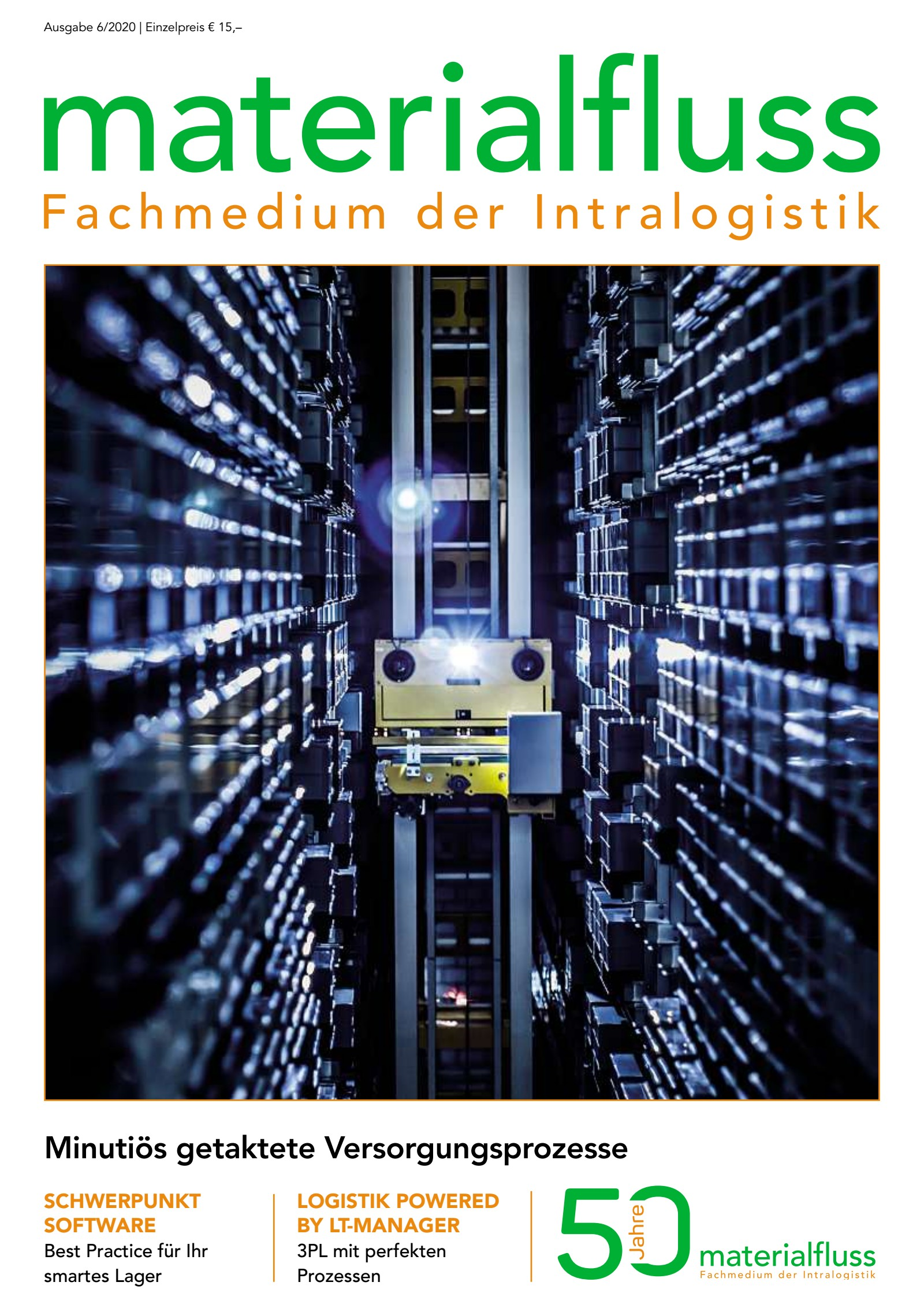 materialfluss 06/2020 Digital